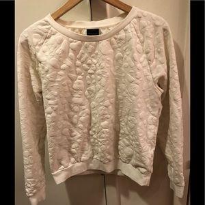 Selected 3D Leopard Print Sweatshirt from ASOS